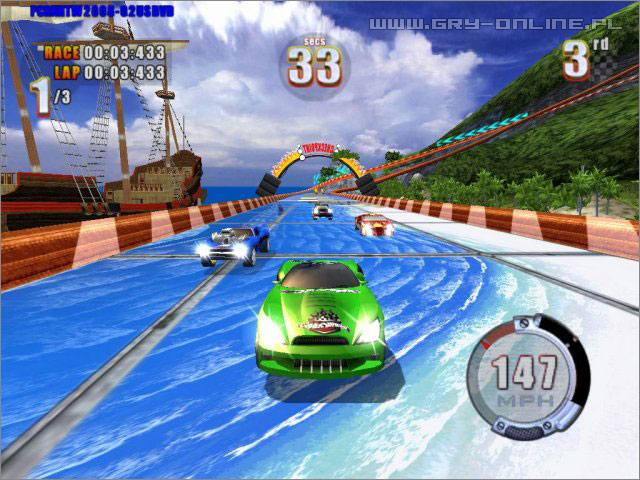 Hot Wheels Stunt Track Challenge download